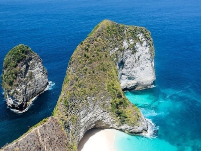 Nusa Penida starts promotion campaign to increase their visitors up to 2 million.
