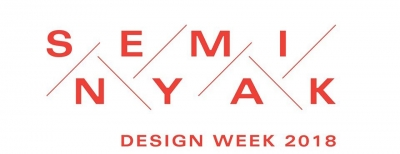 Seminyak Design Week 2018 event from 4th to 13th May