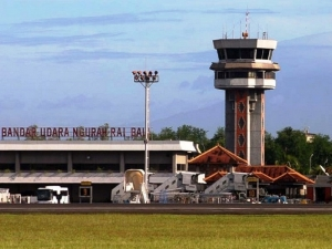 Denpasar Airport starts operating with new air traffic control tower with new equipment to detect volcano ash