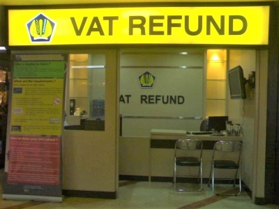 Indonesian government preparing more flexible policy on VAT refund to target yearly 20 million foreign visitors.