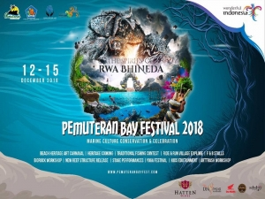 Pemuteran Bay Festival, third edition Buleleng Dec 12 / 15 th 2018