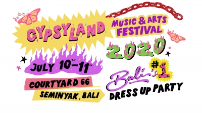 Gypsy Land Music Festival Bali July 10 / 11 th 2020