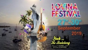 Lovina Beach Festival Kalibukbuk Beach 26 29 September 2019.
