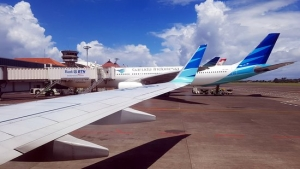 Garuda Indonesia Bali flights to US France Los Angeles, Paris, New Delhi and Mumbai