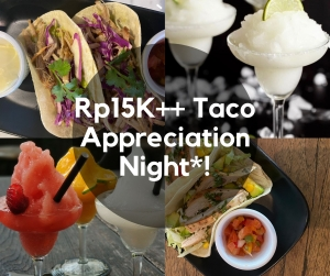 Corner House Taco Appreciation Night May 22 nd 2020