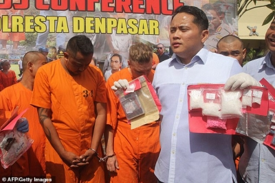 Australian inmate Kerobokan jail tried to kill himself