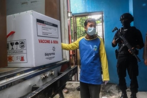 Bali first needs to get vaccinated before reopening borders