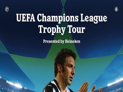UEFA Champions League Trophy Tour , Finns Recreation Club,Canggu - March 17 2019