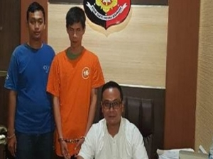 Scammer arrested in Denpasar after pretending to be a legit agent and collecting funds without any knowledge of the owner