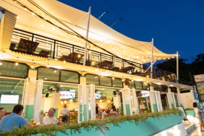 Pavillion Surf Club Double 6 Beach Seminyak