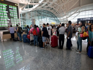 Denpasar Airport arrivals increased 8 % compared with 2017 and has now monthly average of nearly 2 million visitors