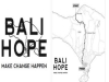 Bali Hope organizing fundraising event : 84 km coast to coast run from Lovina to Canggu , May 22 - 28 2019