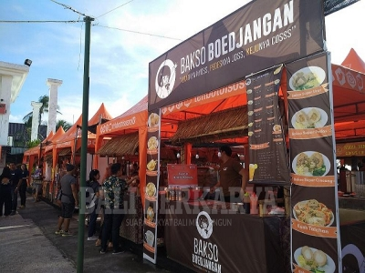 First Meatballs & Noodles Festival at the Discovery Shopping Mall Kuta, April 19   May 1 2019.