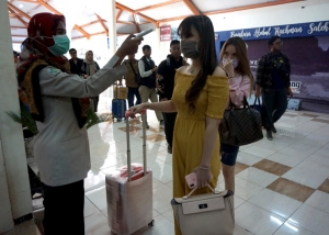 Denpasar Airport swab test required from 28 May