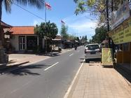 Property  Real Estate For Sale 12 are land located on road to start business at Nusa Dua Bali
