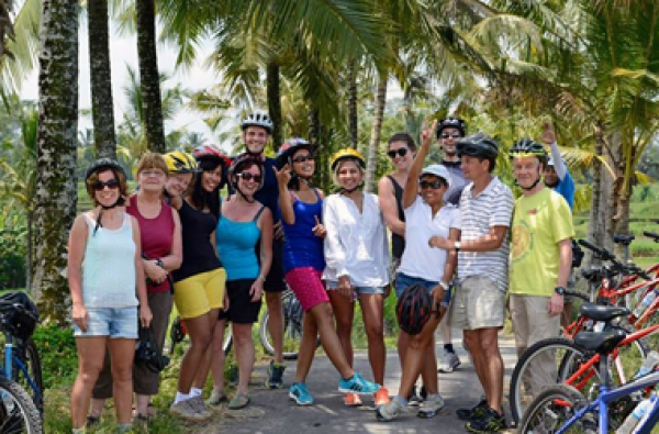 Bali Go Bike : guided cycling tour from Kintamani to Ubud