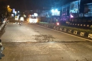 Alleged English drunk driver killed in Denpasar